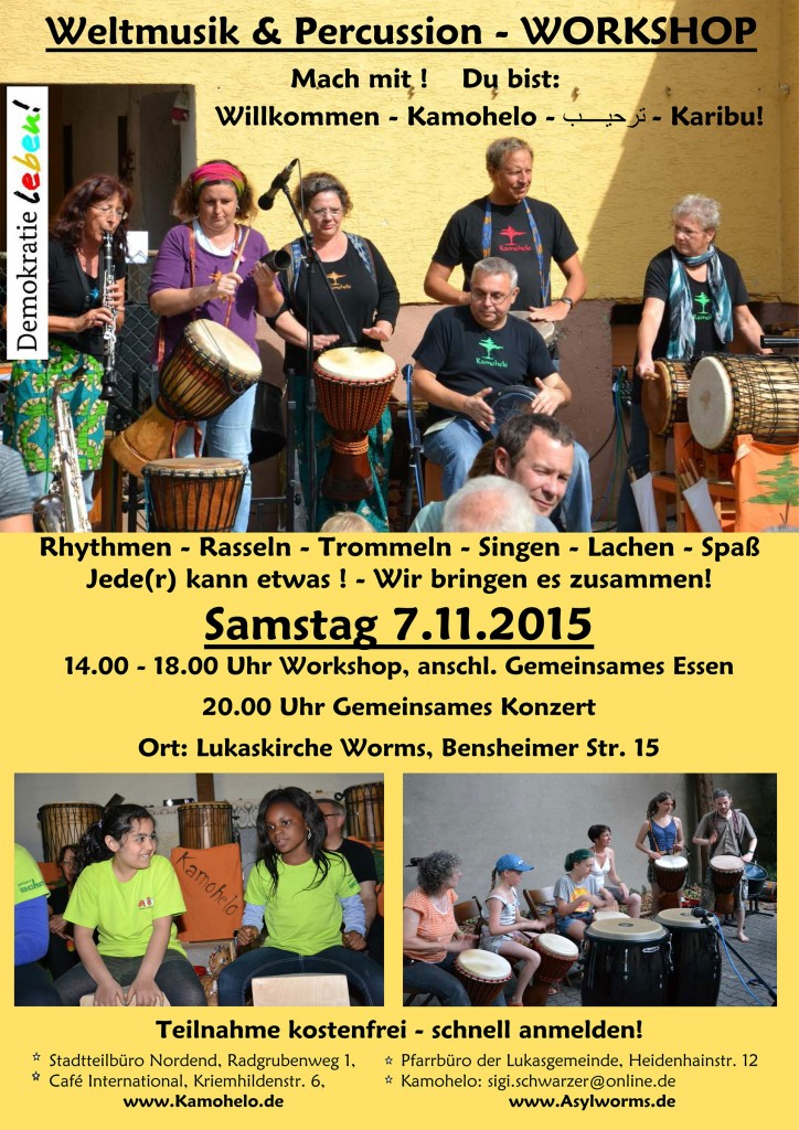 Plakat-Workshop