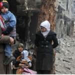 Mahnwache Frieden für Syrien Feb 2016