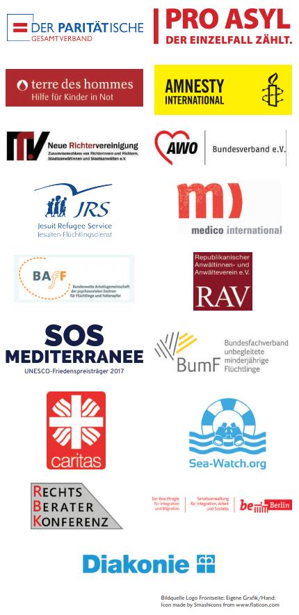 2018-06_Berliner-Erklärung-zum-Flüchtlingsschutz-Organisationen