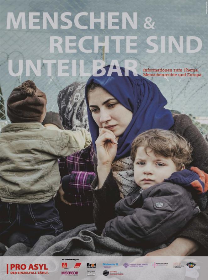 Menschen-und-Rechte-Plakat